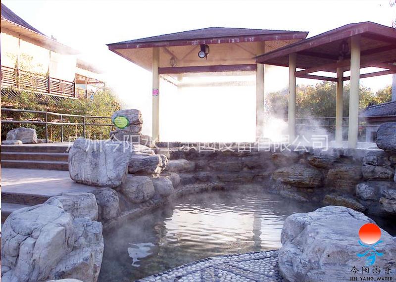 四川西昌川温泉水上乐园