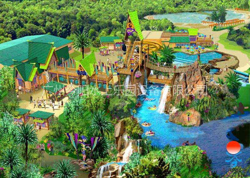 水上乐园设计规划图2