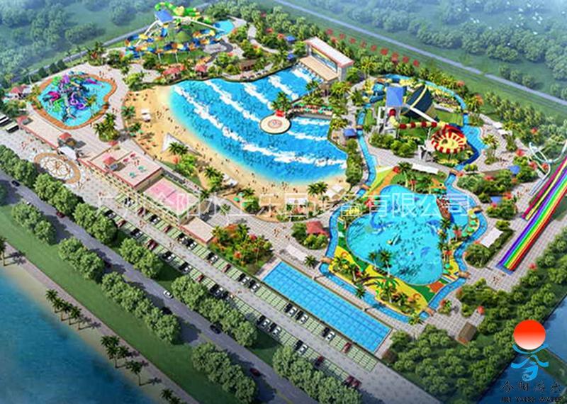 水上乐园设计规划图3