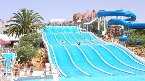 水上乐园滑梯的设计决定了水上乐园的发展
