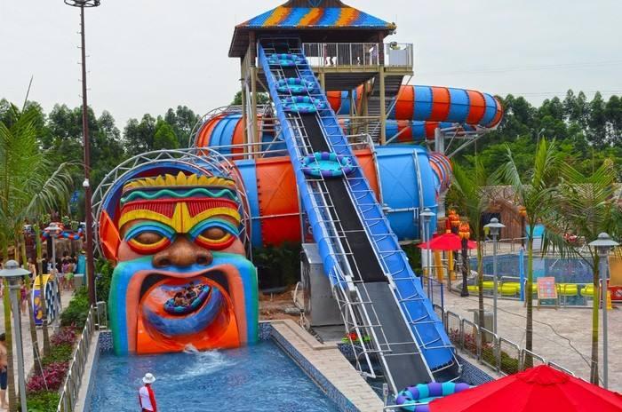 水上乐园设备要如何设计才能提高吸引力