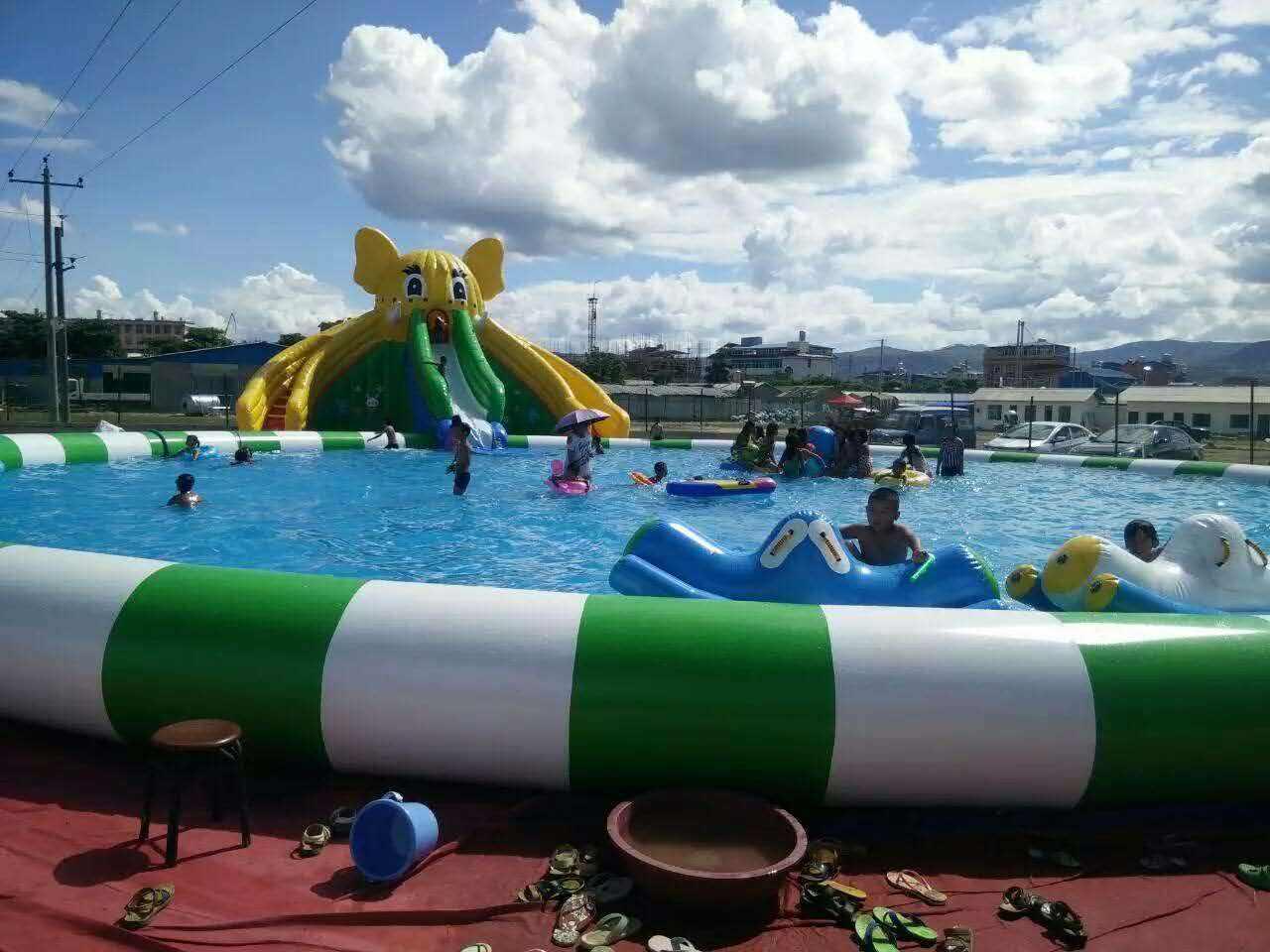 儿童水上乐园的设备建造要注意哪些事项