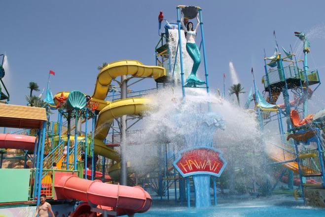 哪些方面可以反映了水上乐园设备的质量