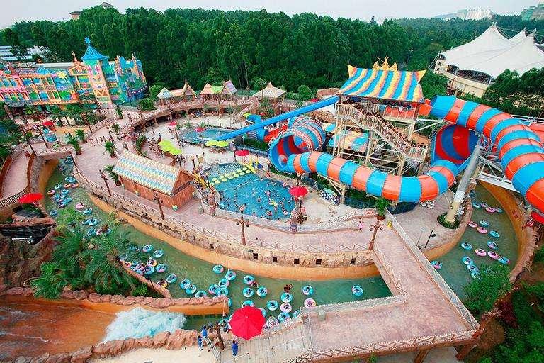 如何进行水上乐园的规划和设计