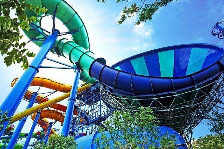 为什么儿童水上乐园设备这么受小孩的喜爱
