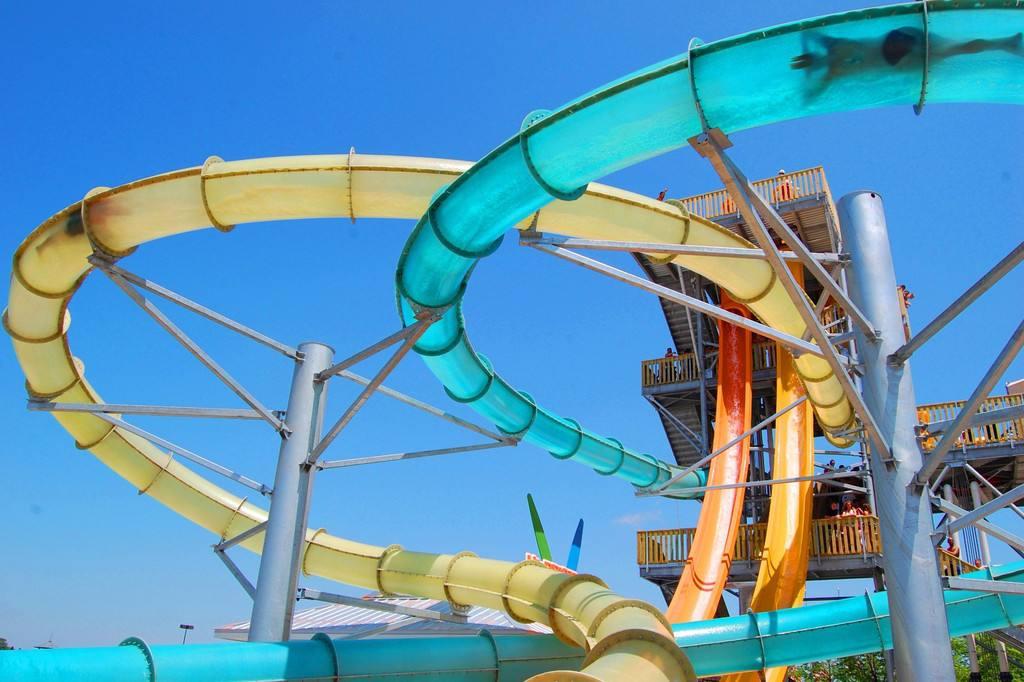 水上乐园设备是水上乐园发展的重要因素