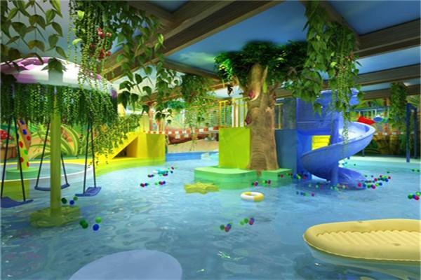水上乐园的游泳池的过滤系统的设计